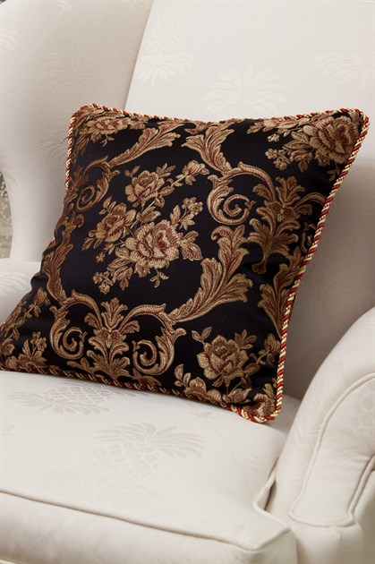 Picture of Royal Black Pillow Case