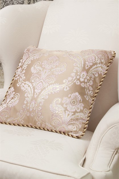 Picture of Gold Ivy Pillow Case