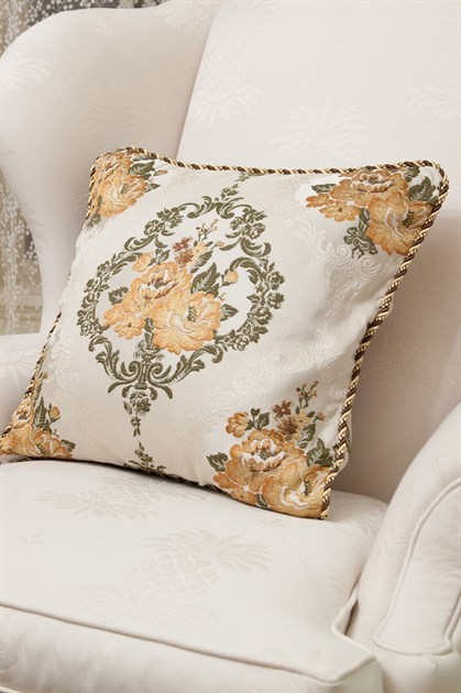 Picture of Embossed Daisy Pillow Case