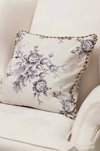 Picture of Fleur Noir Pillow Case