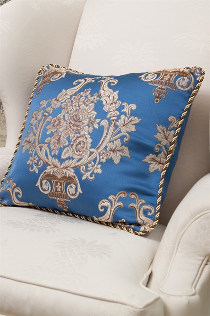 Picture of Blue Lantern Pillow Case