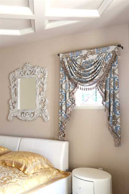 Picture of Masquerade Ball Valance 40''W
