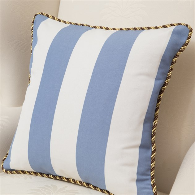 Picture of Stripe Cotton Pillow Case