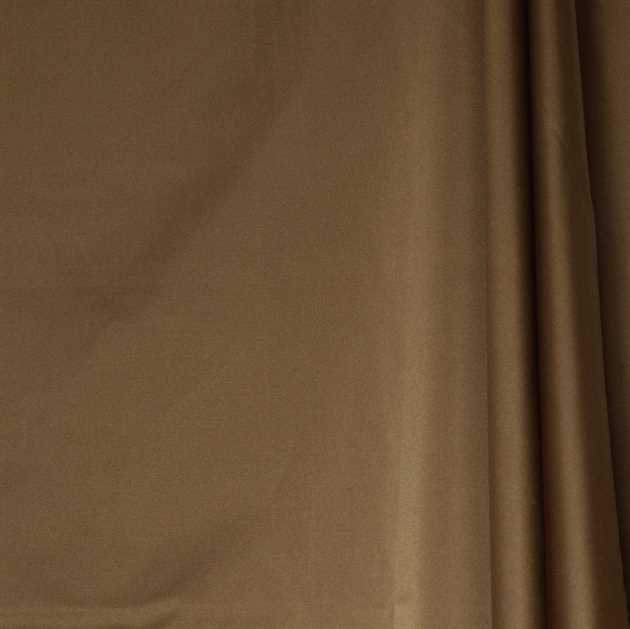 Picture of Solid Faux Silk - Golden Brown