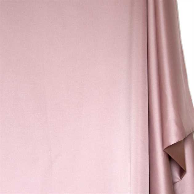 Picture of Solid Faux Silk - Pink