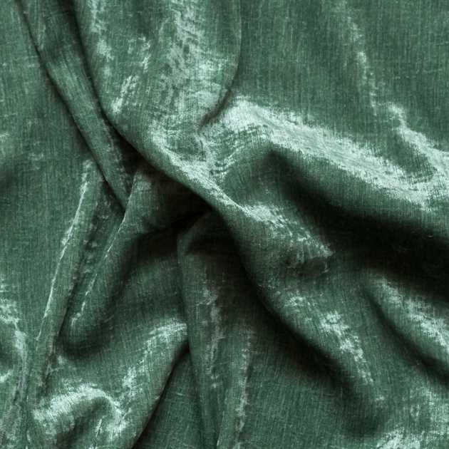 Picture of Green Chenille - Solid Color