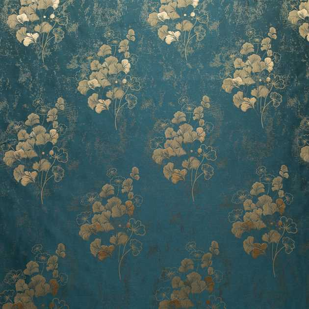 Picture of Ginkgo - Dark Teal