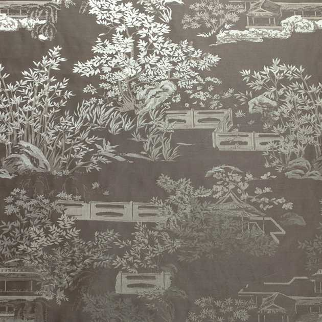 Picture of Bamboo Garden - Ash Gray