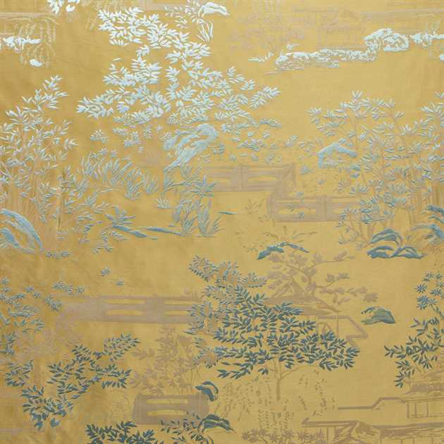 Picture of Bamboo Garden - Yellow Gold