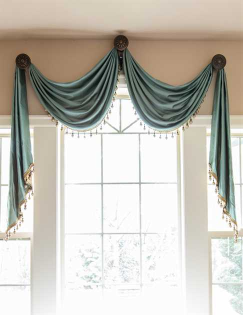 Picture of Sage Green Faux Silk