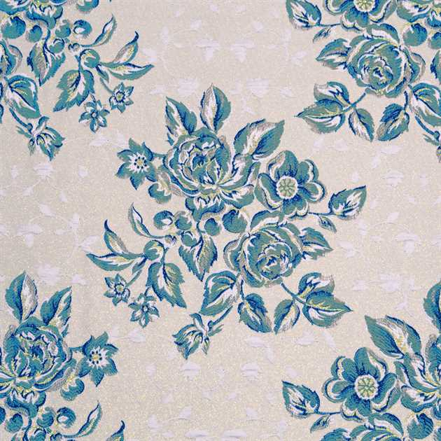 Picture of Rose Garden - Blue