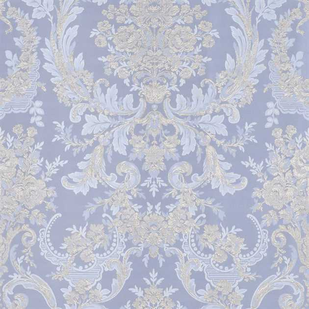 Picture of Baroque Floral - Lavender