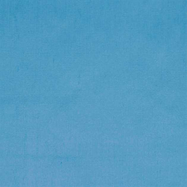 Picture of Solid Faux Silk - Bombay Sapphire